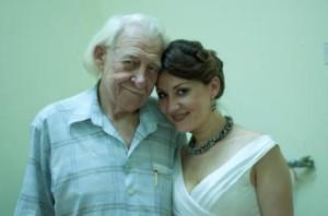 Г.И. Урбанович и Е. Чусова (Еськина)